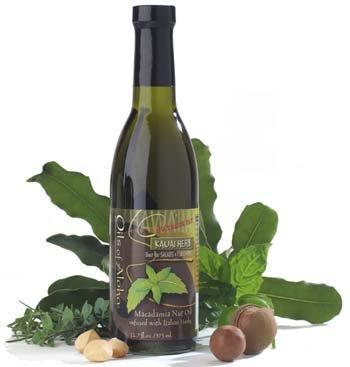 Tutu's Pantry - Kauai Herb Macadamia Nut Oil 5 ounces - 1