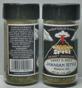 Tutu's Pantry - Volcano Spice Seafood Blend - 4