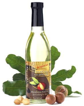 Tutu's Pantry - Pele's Fire Macadamia Nut Oil 5 ounces - 2