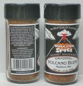 Volcano Spice Medium Hot