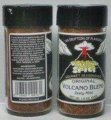 Tutu's Pantry - Volcano Spice Seafood Blend - 9