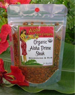 Tutu's Pantry - Prime Steak Aloha Spice Seasoning - 1